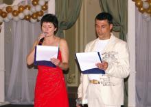 Ольга Ромберг и Владимир Смирнов